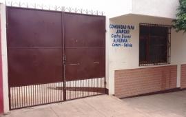 """Centro Diurno """"Alvernia"""""""